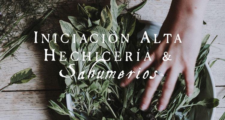 Curso Iniciación Alta Magia Hechicería & Sahumerios